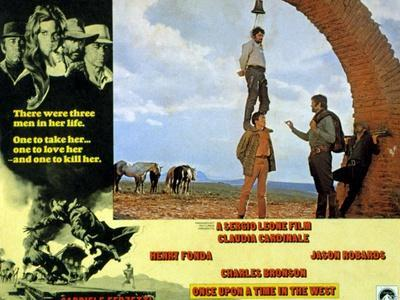 Once Upon a Time in the West, Henry Fonda, 1968