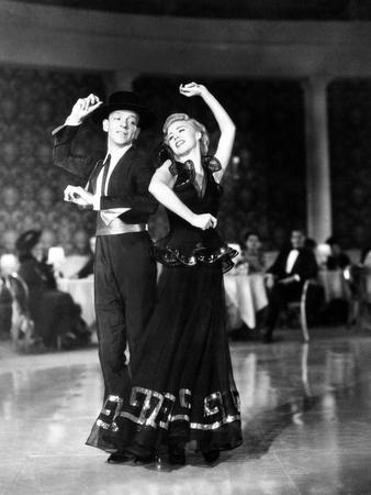 The Story of Vernon and Irene CAstle, L-R: Fred Astaire, Ginger Rogers, 1939