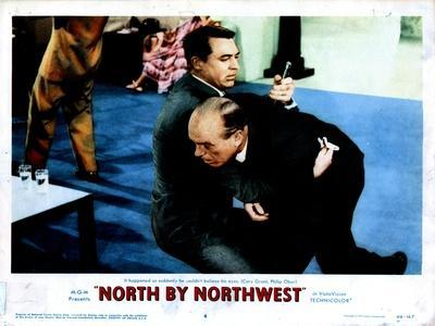North by Northwest, Cary Grant, Philip Ober, 1959