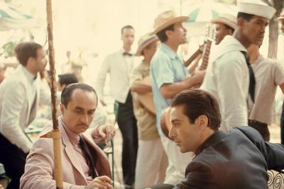 The Godfather: Part II, John CAzale, Al Pacino, 1974