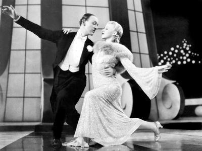 Follow the Fleet, L-R: Fred Astaire, Ginger Rogers, 1936