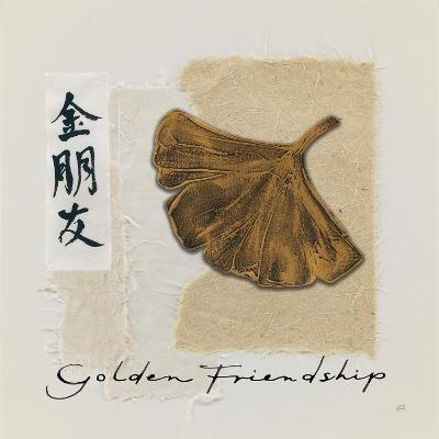 Bronze Leaf I Golden Friendship