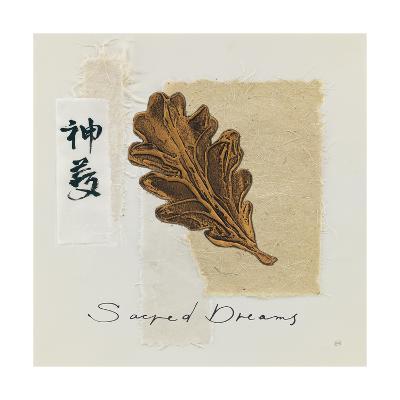 Bronze Leaf II Sacred Dreams