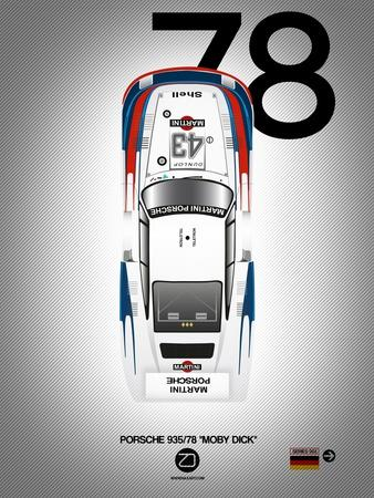 "1978 Porsche 935/78 ""Moby Dick"""