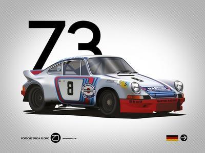 1973 Porsche Targa Florio