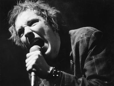 Johnny Rotten Sings