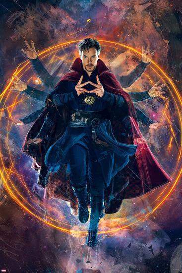 Avengers Infinity War Doctor Strange Posters At