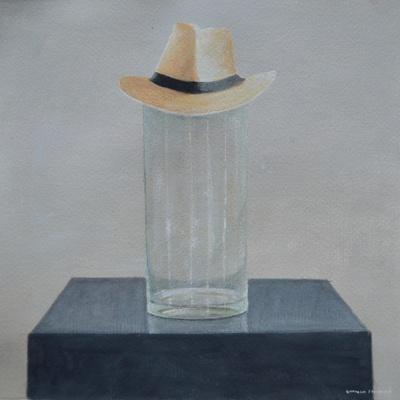 Panama on a Glass Jar