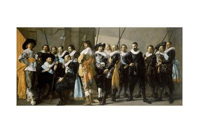Militia Company of District XI under Command of Reynier Reael, Known as The Meagre Company, 1637