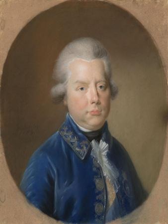 William V, Prince of Orange, 1789