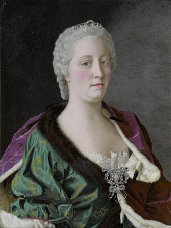 Maria Theresa Empress of Austria, Queen of Hungary and Bohemia, 1747