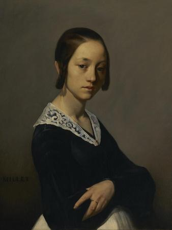 Portrait of Louise-Antoinette Feuardent, 1841