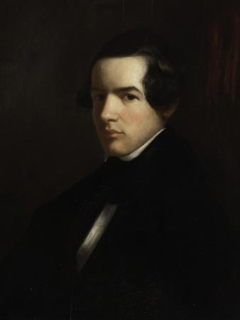 Self Portrait as a Young Man, 1830-39
