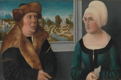 Portrait of a Man and His Wife, 1512