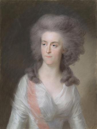 Wilhelmina of Prussia, Princess of Orange, 1785-95