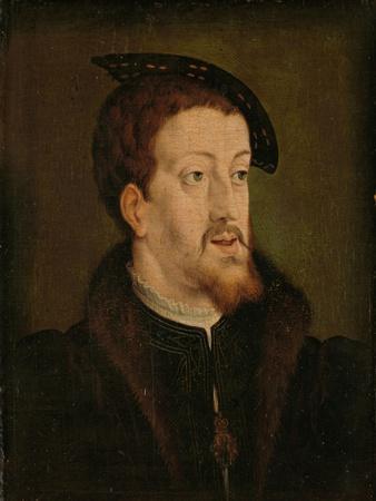 Portrait of Charles V, Holy Roman Emperor, c. 1530