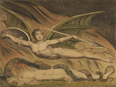 Satan Exulting over Eve, 1795