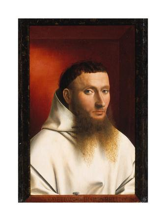 Portrait of a Carthusian, 1446