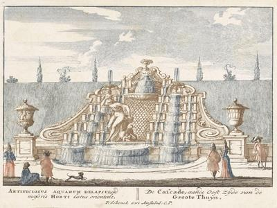Fountain in the garden of Het Loo Palace, 1694-97