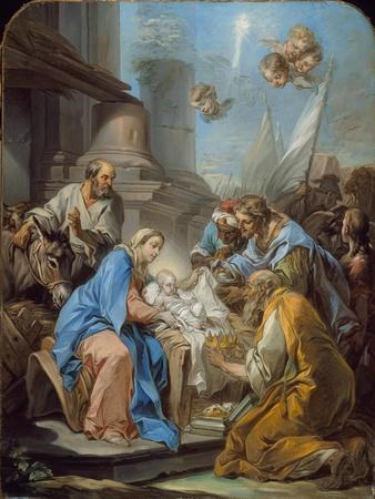 The Adoration of the Magi, c.1760