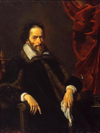 Portrait of a Gentleman, c.1625-1632
