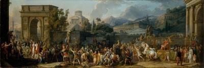The Triumph of Aemilius Paulus, 1789