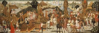 The Triumph of Alexander, c.1485