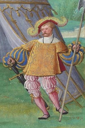 Jacques de Lalaing, c.1530-40