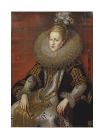 Isabella Clara Eugenia, c.1615