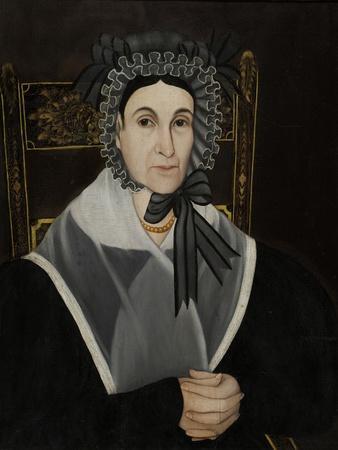 Eunice Eggleston Darrow Spafford, 1834