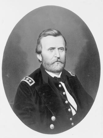 Major General Ulysses S. Grant, c.1866