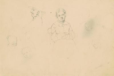 Studies of Figures, c.1836-43