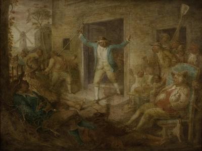 Edict of William the Testy Against Tobacco, 1865