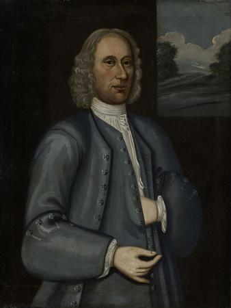 Colonial Jacobus Van Slyke, 1735