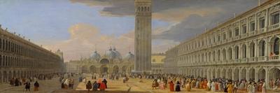 Piazza San Marco, Venice, c.1709