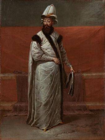 Grand Vizier Nev?ehirli Damat ?brahim Pasa, c.1727-30