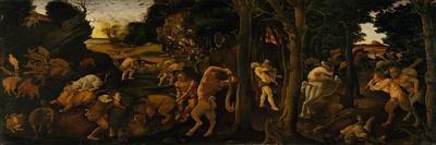 A Hunting Scene, c.1494-1500