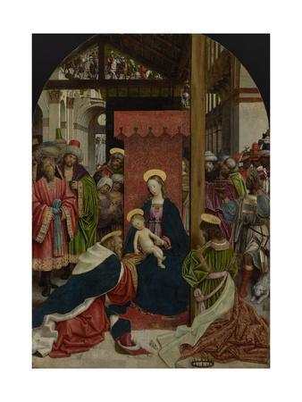 Adoration of the Magi, c.1520