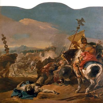 The Capture of Carthage, 1725-29