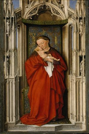 Virgin and Child in a Niche, c.1500