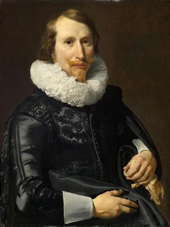 Portrait of a Gentleman, c.1626