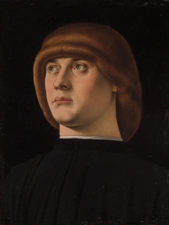 Portrait of a Young Man, c.1480