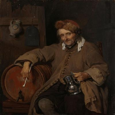 The Old Drinker, c.1661-3