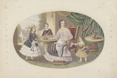 Her Majesty Queen Victoria and Family, c.1851