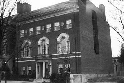 Woodrow Wilson House, c.1921