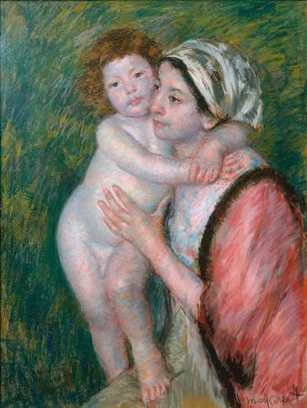Mother and Child, 1914