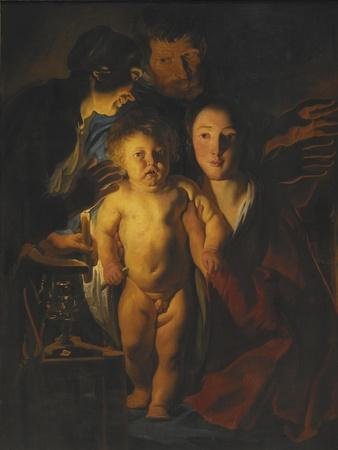 The Holy Family, c.1621-2