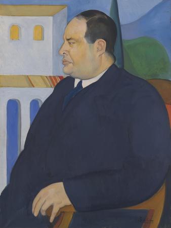 Portrait of Joseph Stella, 1921