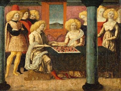 The Chess Players, c.1475