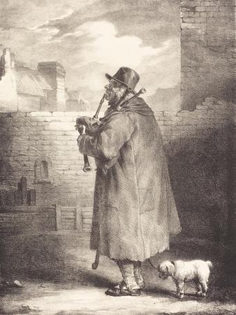 The Piper, c.1821